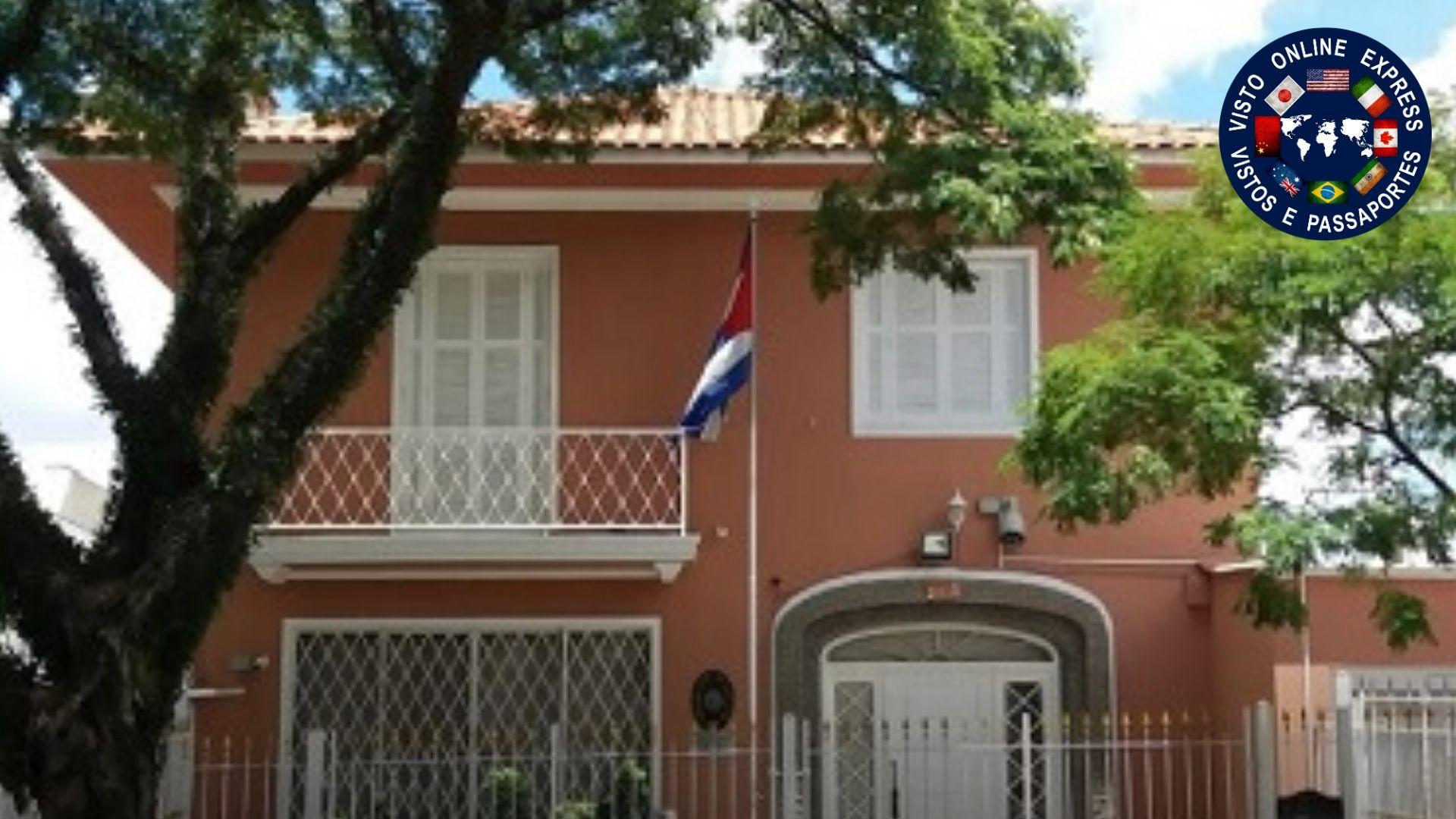 Consulado Cubano em São Paulo