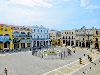 Ruas de Havana