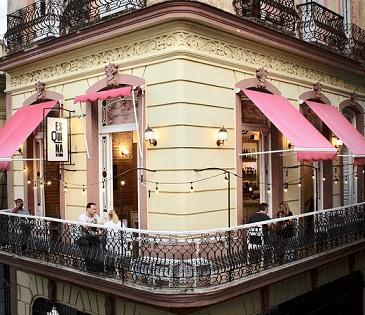 Restaurantes em Cuba