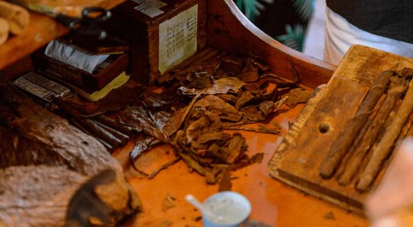 Fabrica de charutos