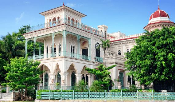 Palácio de Valle em Cienfuegos