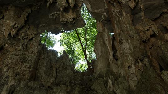 Cueva Santo Tomas