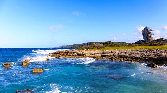 Praia de Jibacoa em Cuba