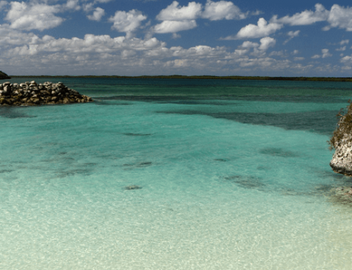 Ilha Santa Maria em Cuba