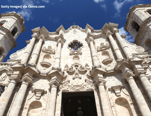 Catedral de Havana em Cuba