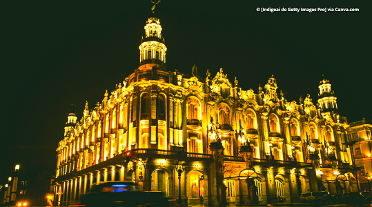 Grand Theater of Havana